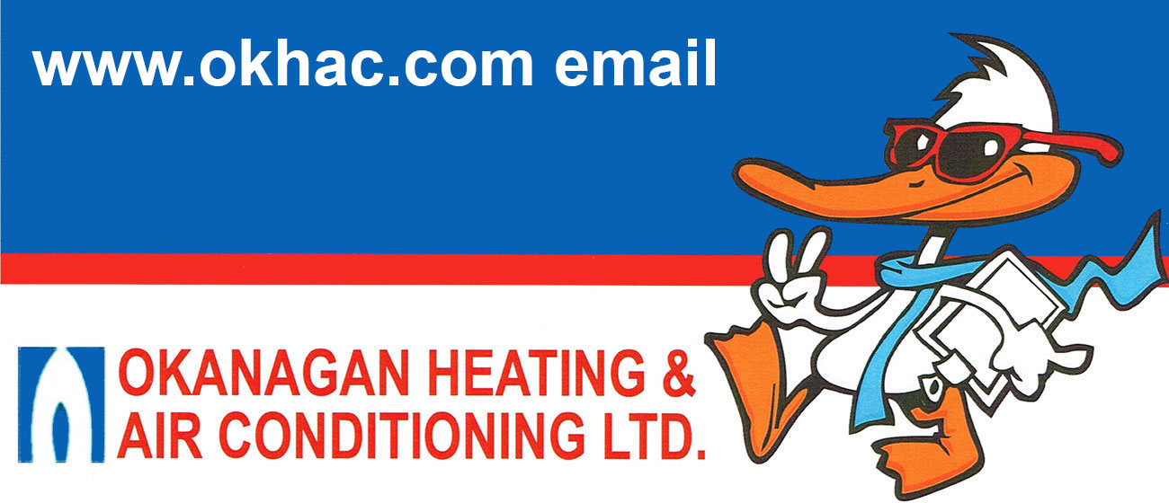 Welcome to the Okanagan Heating and Air Conditioning email system